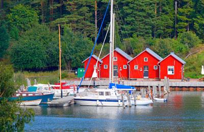 Mariehamn färja