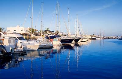Färjor till Balearics
