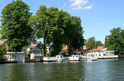 Färjor till Bornholm