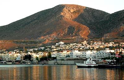 Färjor till Kreta