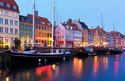 Färja från Oslo till Köpenhamn