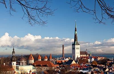 Färjor till Estland
