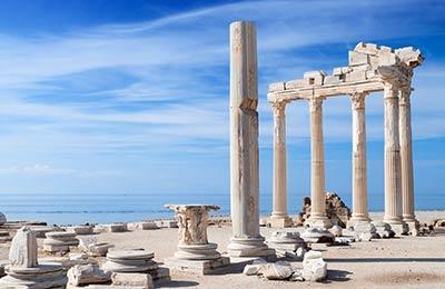 Färjor till Grekland