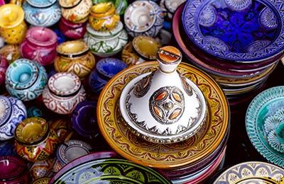 Färjor till Marocko