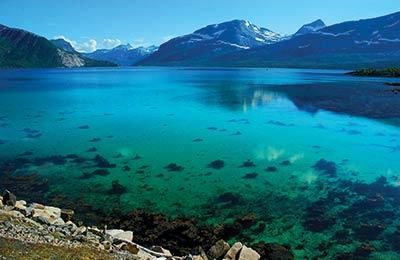 Färjor till Norge