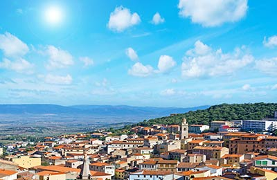 Färjor till Sardinien