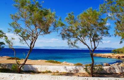 Färjor till Aegina