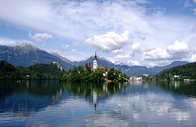 Färja till Slovenien