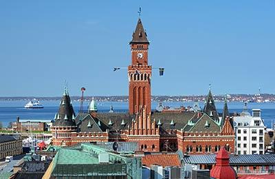 Helsingborg färja