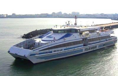 Alilauro Ferry färjor