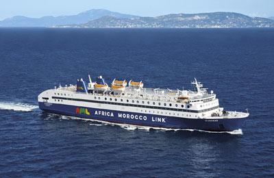 AML Ferry färjor