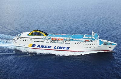 Anek Lines Ferry färjor