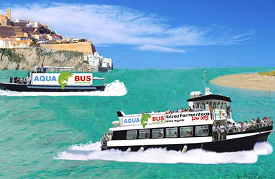 Aquabus Ferry Boats Ferry färjor