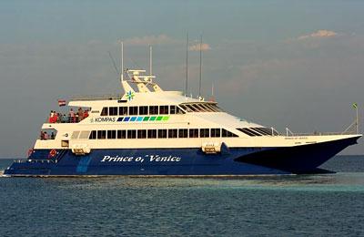 Atlas Kompas Ferry färjor