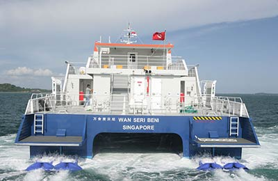 Bintan Resort Ferries Ferry färjor