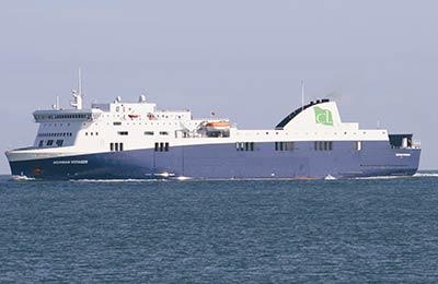 Celtic Link Ferries färjor