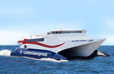 Colonia Express Ferry färjor