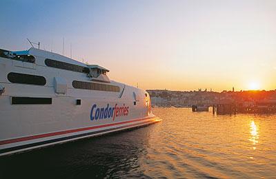 Condor Ferries färjor