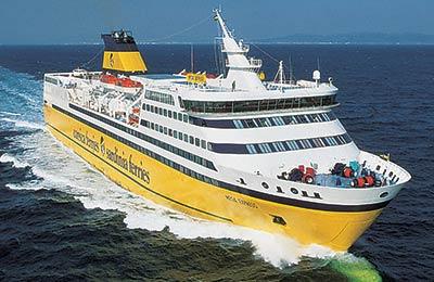 Sardinia Ferries färjor