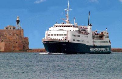 Red Star Ferries Ferry färjor