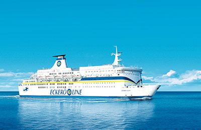 Eckerö Line Ferry färjor