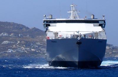 Aegean Speed Lines färjor
