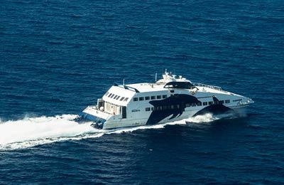 Sea Jets Ferry färjor