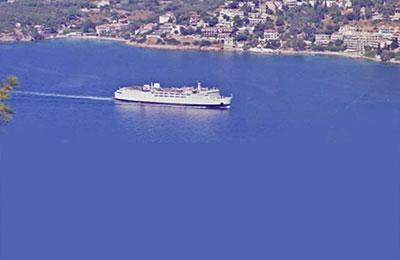 Meander Travel Ferry färjor
