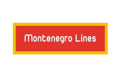 Montenegro Lines färjor