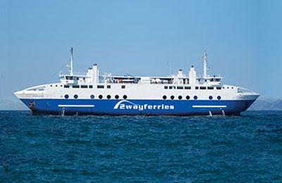Saronic Ferries Ferry färjor