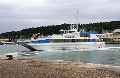 Gomo Viaggi Ferry färjor
