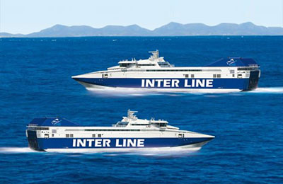 Inter Shipping Ferry färjor