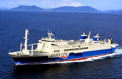 Marix Line Ferry färjor