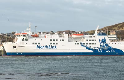 NorthLink Ferry färjor
