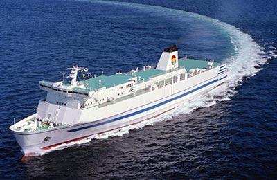 Ocean Tokyu Ferry Ferry färjor