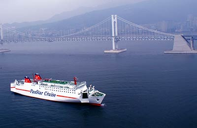 Panstar Cruise Line Ferry färjor