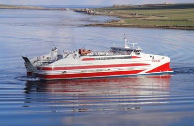 Pentland Ferries färjor
