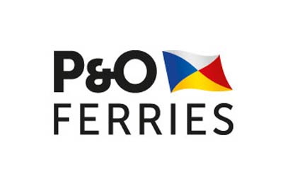 P&O Ferries Portsmouth färjor
