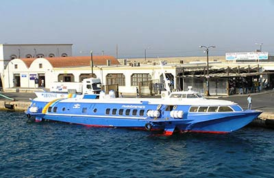 Sea Service färjor