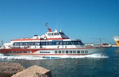 Siremar Ferry färjor