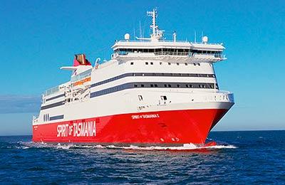 Spirit of Tasmania Ferry färjor