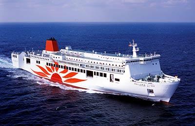 Sunflower Ferry Ferry färjor