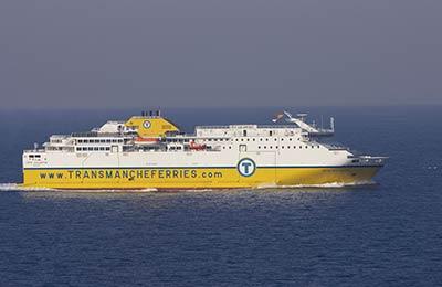 Transmanche Ferries färjor