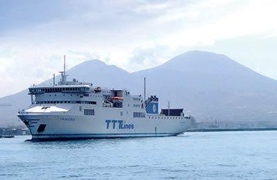 TTT Lines Ferry färjor