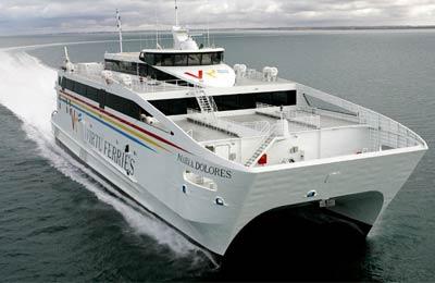 Virtu Ferries Ferry färjor