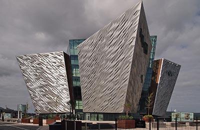 Belfast färja