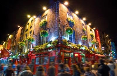 Dublin färja