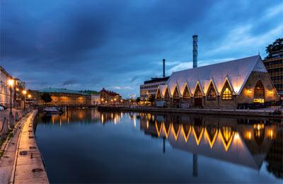Gothenburg färja